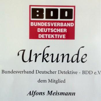 Bundesverband Deutscher Detektive