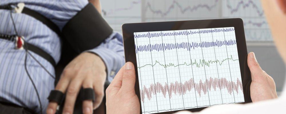 Forensische Ermittlungen - Lügendetektortest