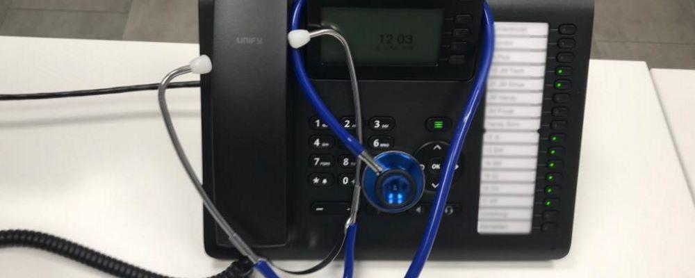 Telefon Überwachungstechnik - Detektei führt Lauschabwehr durch