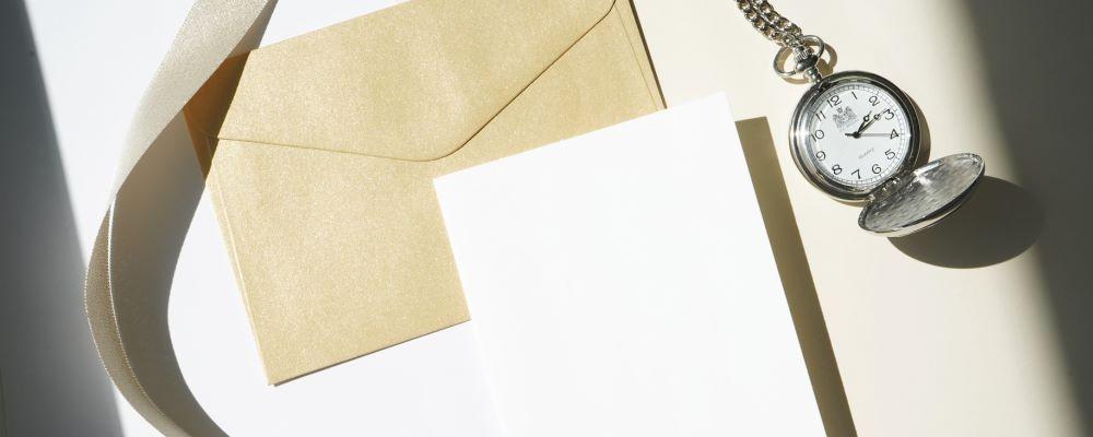 Zustellung von Dokumenten - Detektive überbringen rechtssicher Briefe